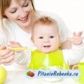 Особливості годування немовляти 5 місяців