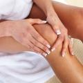 Болять коліна після пологів