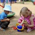 Як підготувати дитину до дитячого садка в 2 роки?