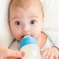 Яка гіпоалергенна суміш краще для новонародженого