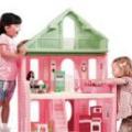 Ляльковий будиночок у розвитку дитини