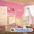 Меблі для новонародженого: що знадобиться дитині?