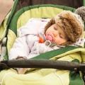 Організація режиму прогулянок з новонародженим