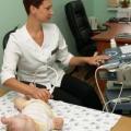 Показання до узі таза і кульшових суглобів немовляти
