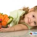 Зразкове меню дитини в дитячому садку