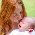 Висип на обличчі немовляти: коли є привід хвилюватися?