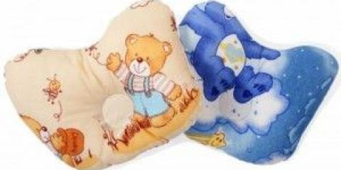 Подушка для грудничка - необхідність чи данина моді?