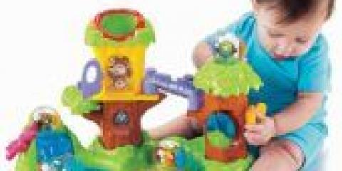 Розвиваючі іграшки дітям до 2-х років